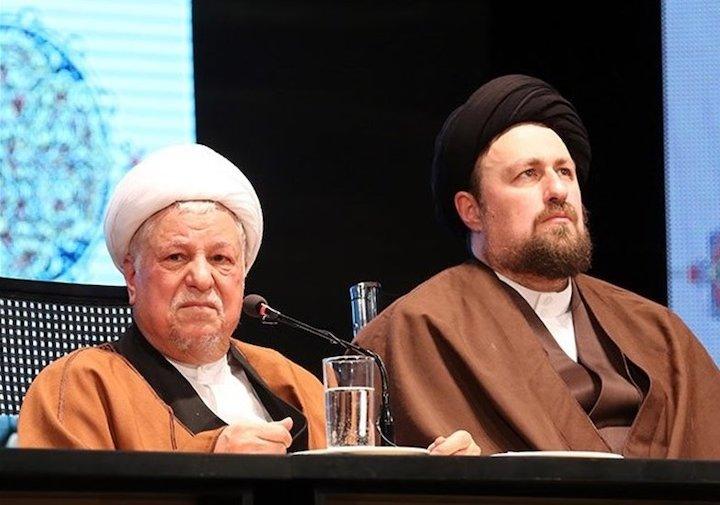 چرا سیدحسن خمینی تنها جایگزین آیت الله هاشمی است؟/روحانی امیدوار به صحنه گردانی یادگار امام