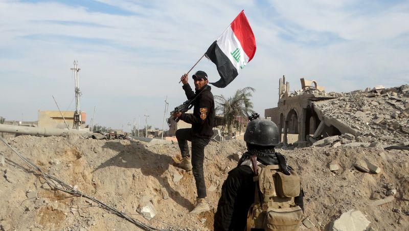 آخرین اخبار درگیری نیروهای عراقی با داعش/250 تروریست به هلاکت رسیدند/پهپادهای داعشی ها منهدم شدند