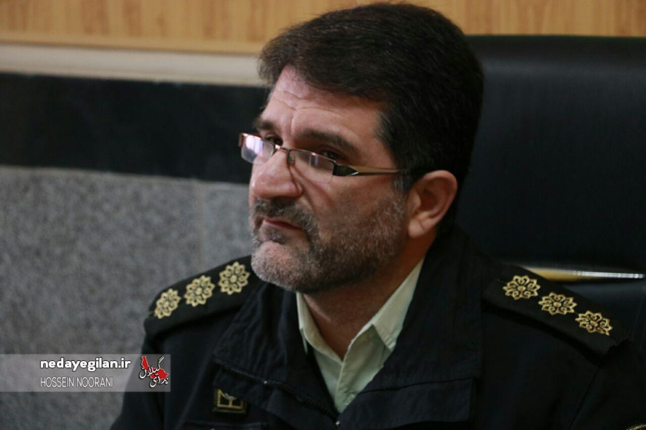 دستگیری باند 5 نفره سرقت احشام در ماسال