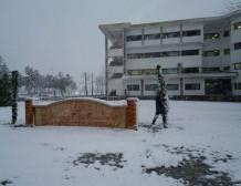 بارش-برف-دانشگاه-گیلان