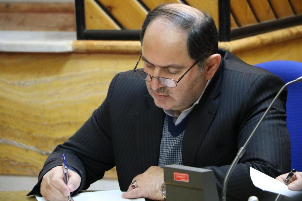 پیام تسلیت فرماندار شهرستان بندر انزلی در پی جان باختن خدمه و پرسنل ایرانی نفتکش سانچی