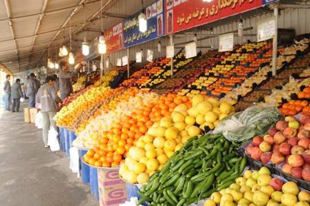 کاهش قیمت 14 درصدی میوه در بازار/قیمت لبنیات روند نزولی به خود گرفت