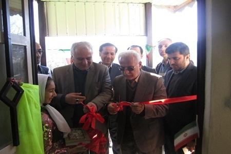 افتتاح 9 مدرسه عشایری در شهرستان تالش