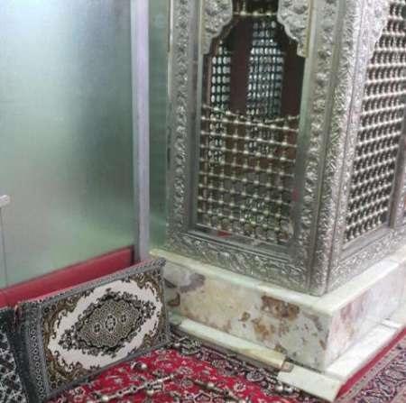 مدتی است مساجد مورد سرقت قرارمی گیرند/سرقت از بقعه متبرکه امام زاده اشرف الدین گیلان/سارقان دست و پای نگهبان را بسته و فرار کردند