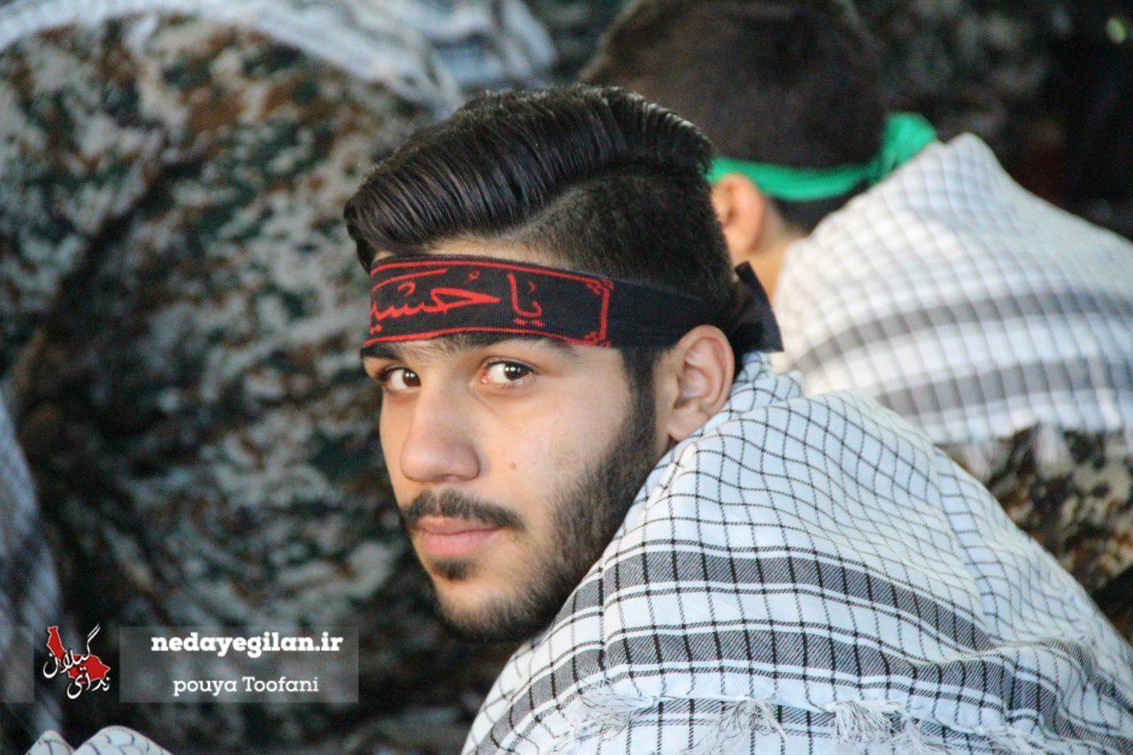 گزارش تصویری سیزدهمین یادواره شهدای تخریب استان گیلان