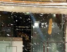 نان در برف