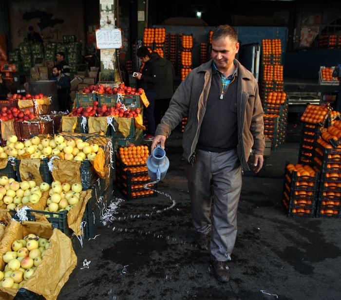 افزایش 220 تنی ذخیره میوه نسبت به سال گذشته/برعرضه کالاهای اساسی نظارت جدی صورت می گیرد