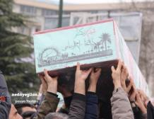 تشییع شهدای گمنام مسکن مهر رشت (5)