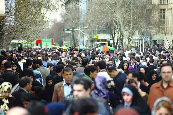 میانگین سنی مردم ایران  30 سال است