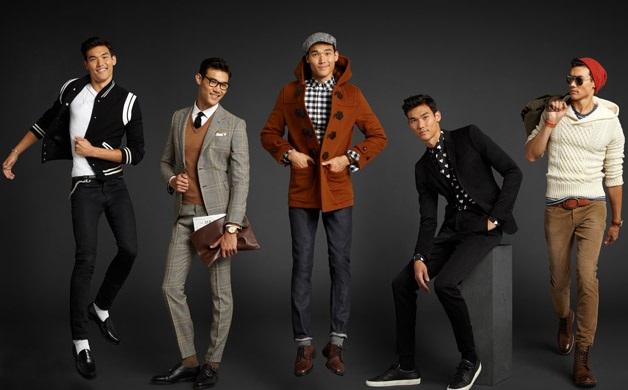 بهترین ترکیب رنگ برای ست کردن لباس مردانه+عکس