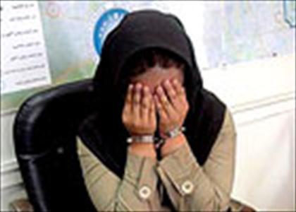 دستگیری زن 27 ساله در انزلی/کار او سرقت کیف در آرایشگاه زنانه بود!