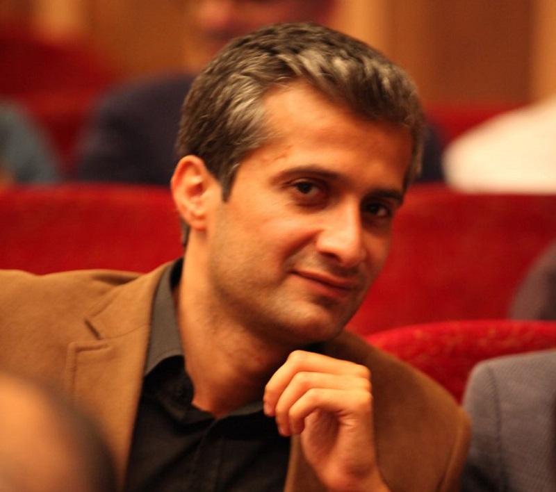 شاهد وزیری رئیس کمیته رسانه و  ارتباطات ستاد روحانی در گیلان شد