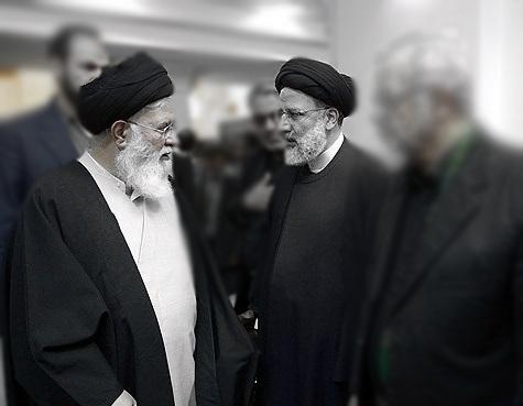 پدرهمسر رئیسی از او حمایت نمی کند/امام جمعه مشهد:می خواهند از ظرفیت بنده بهره برداری کنند/کور خوانده اند!