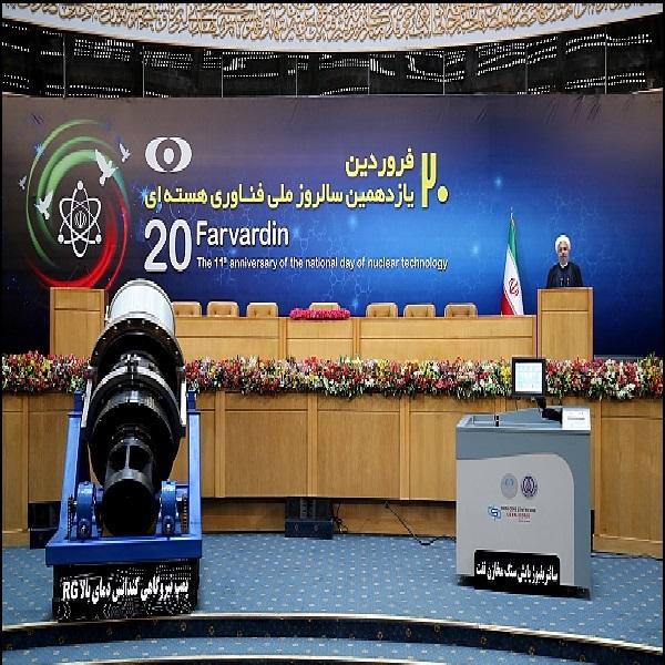 غنی سازی در ایران با اراده آیت الله هاشمی انجام شد/بمباران سوریه تروریست ها را خوشحال کرد/نباید رو در روی یکدیگر بایستیم