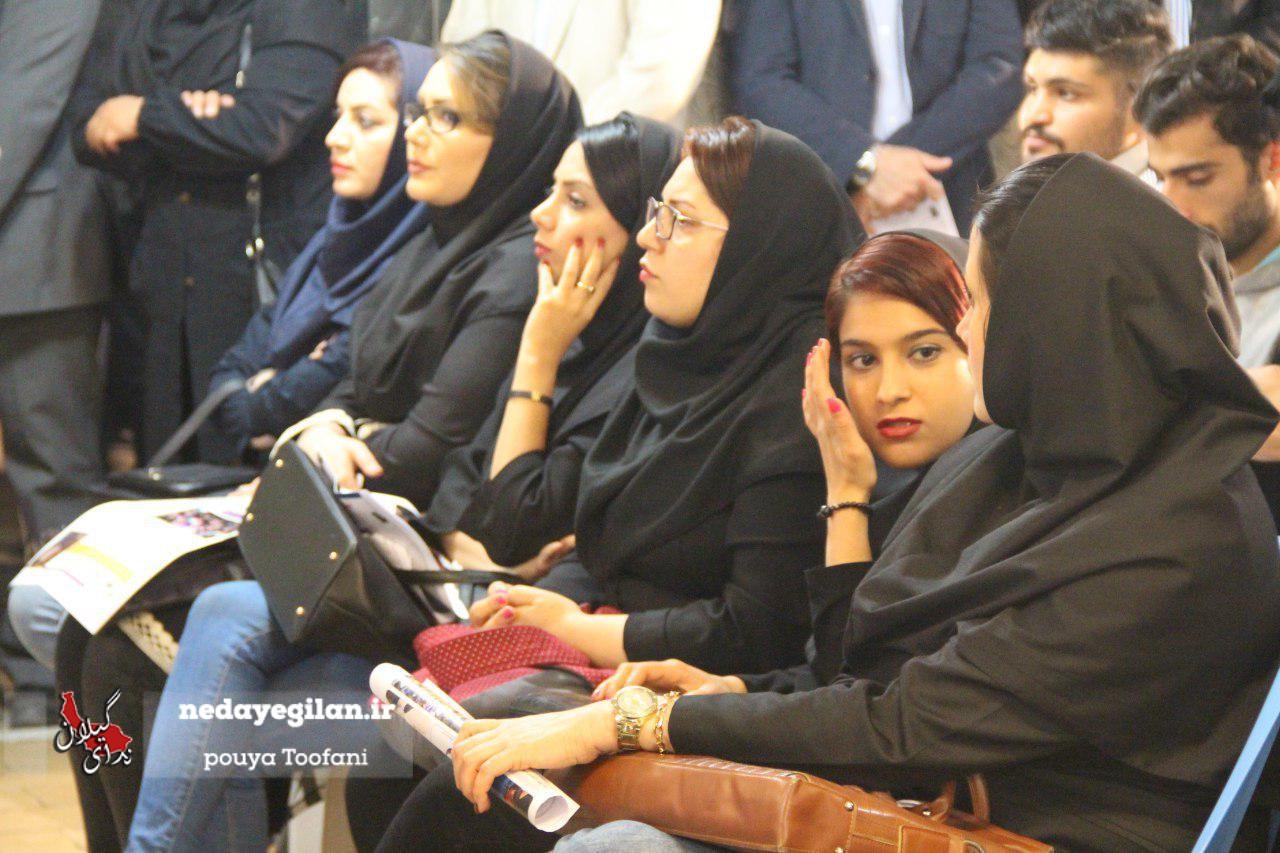گزارش تصویری مراسم افتتاح ستاد جوانان روحانی در گیلان