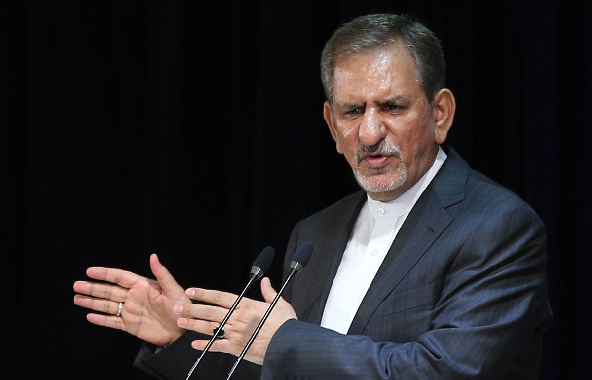 ایران را با وجود نیروهای مبتکر و جوان به هیچ عنوان نمی توان حبس کرد/توقف فروش نفت ایران یک خیال واهی است