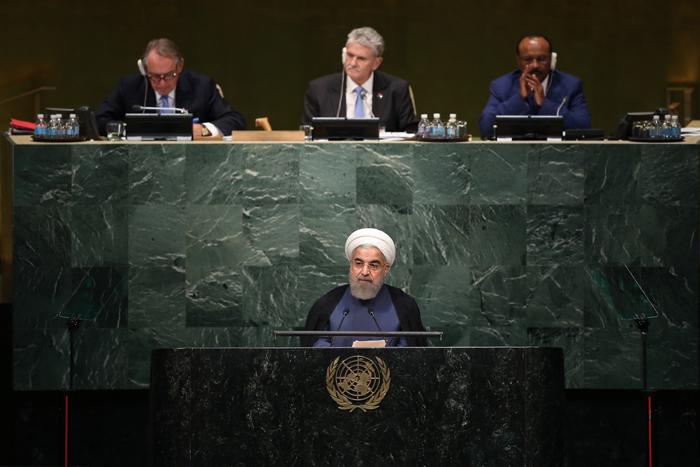 ایران  بنای جنگ با هیچ کشوری را نداشته و ندارد/از آمریکا  درخواست میکنیم به مصوبه شورای امنیت بازگردد