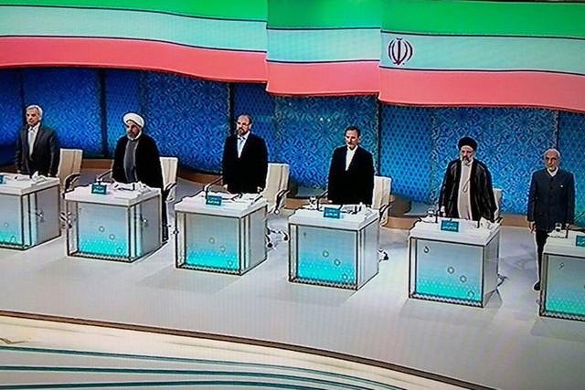 مشروح دومین مناظره نامزدهای انتخابات ریاست جمهوری/هجوم قالیباف و میرسلیم ؛ سکوت روحانی و جهانگیری