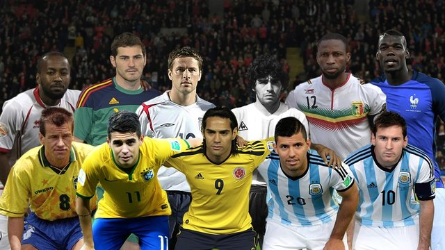 کدام ابر ستاره های فوتبال در جام جهانی جوانان مطرح شدند؟