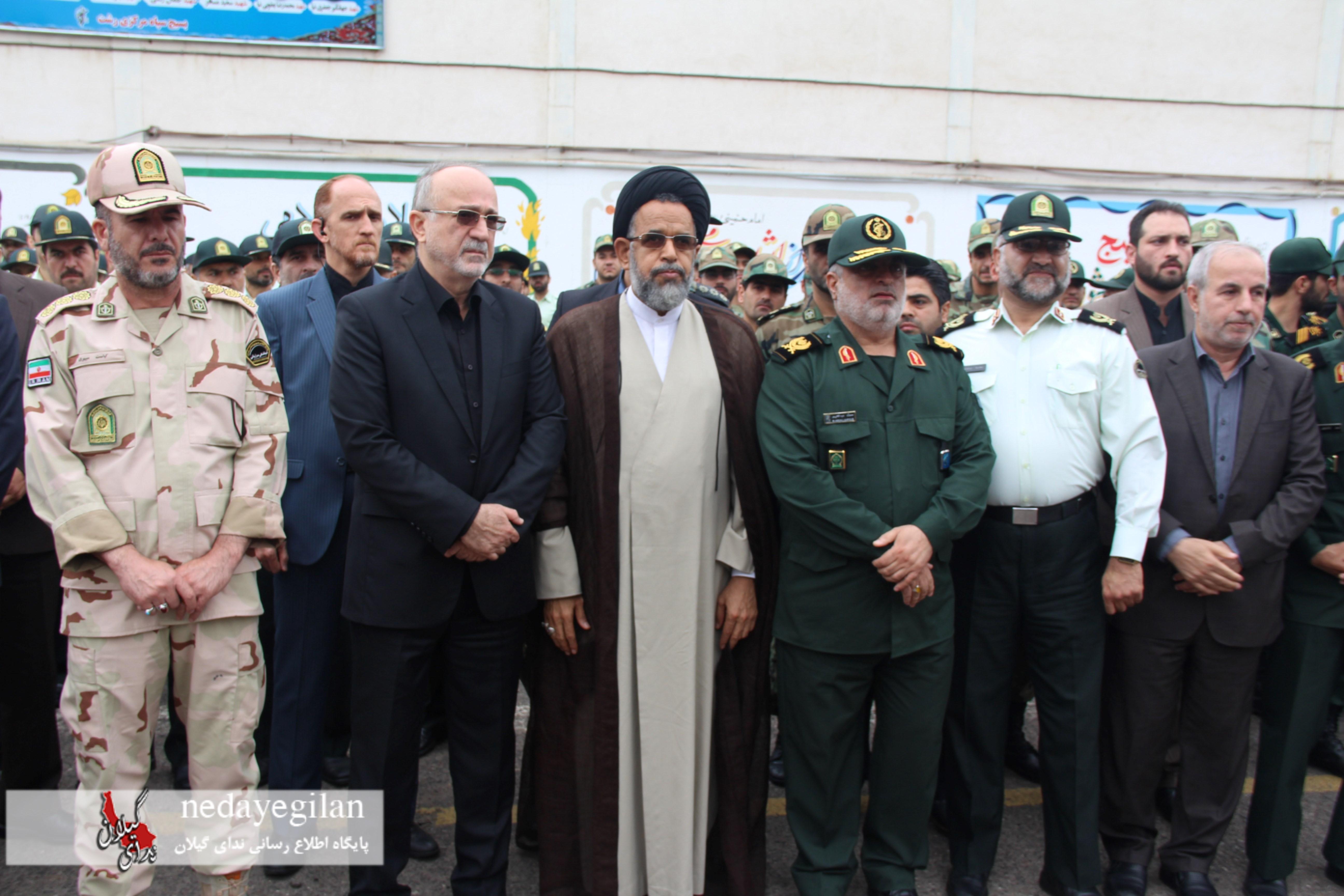 تا زمانی که بوی شهادت هست، مردم ایران روی اسارت نمی بینند