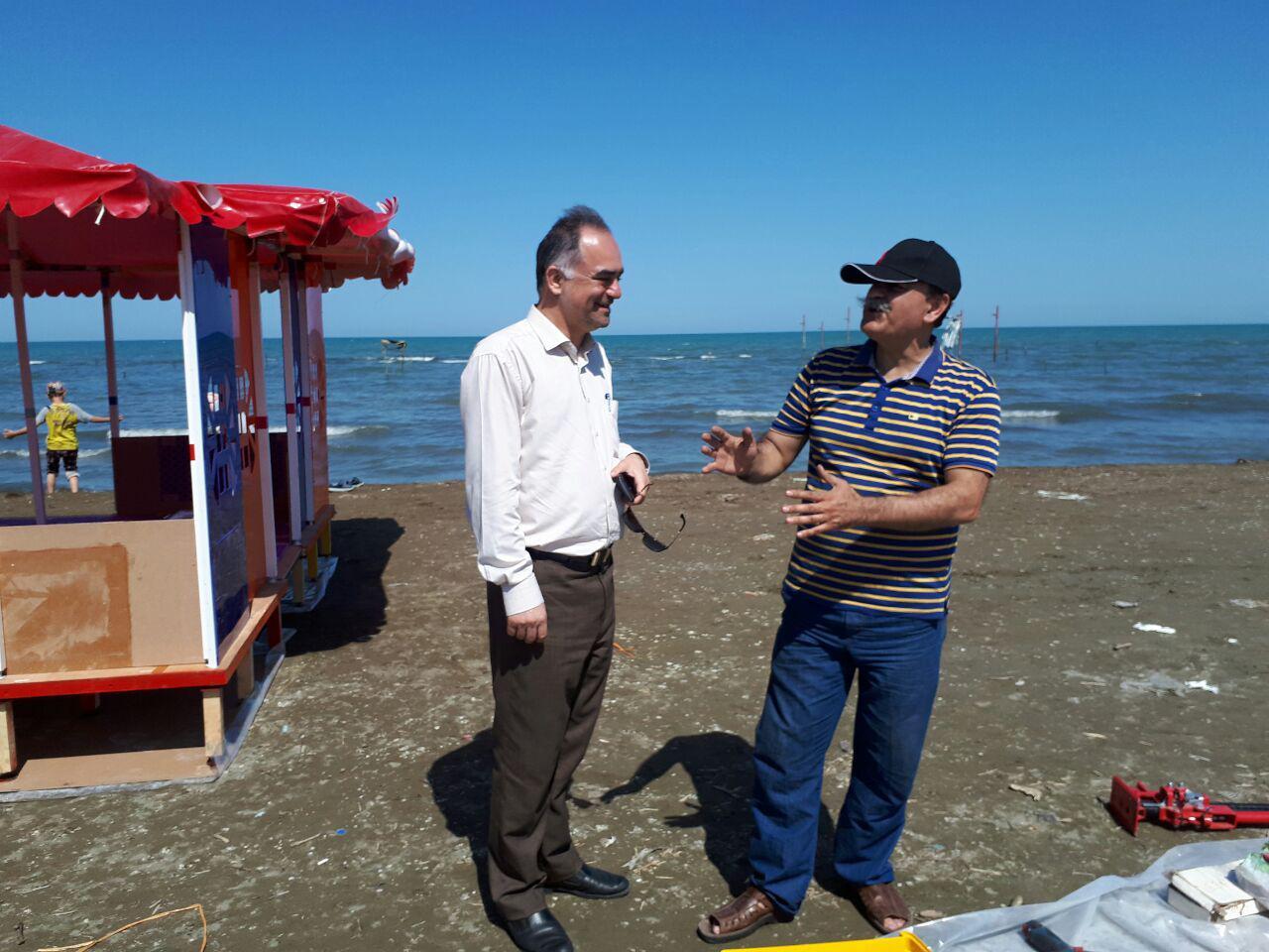 تامین امنیت جانی گردشگران ساحلی از اولویت های ستاد ساماندهی سواحل است