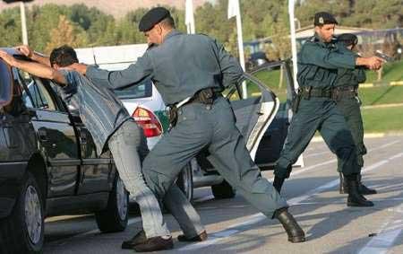 ماجرای تعقیب و گریز پلیس و شرور مسلح در لاهیجان/مجرم در شالیزار دستگیر شد