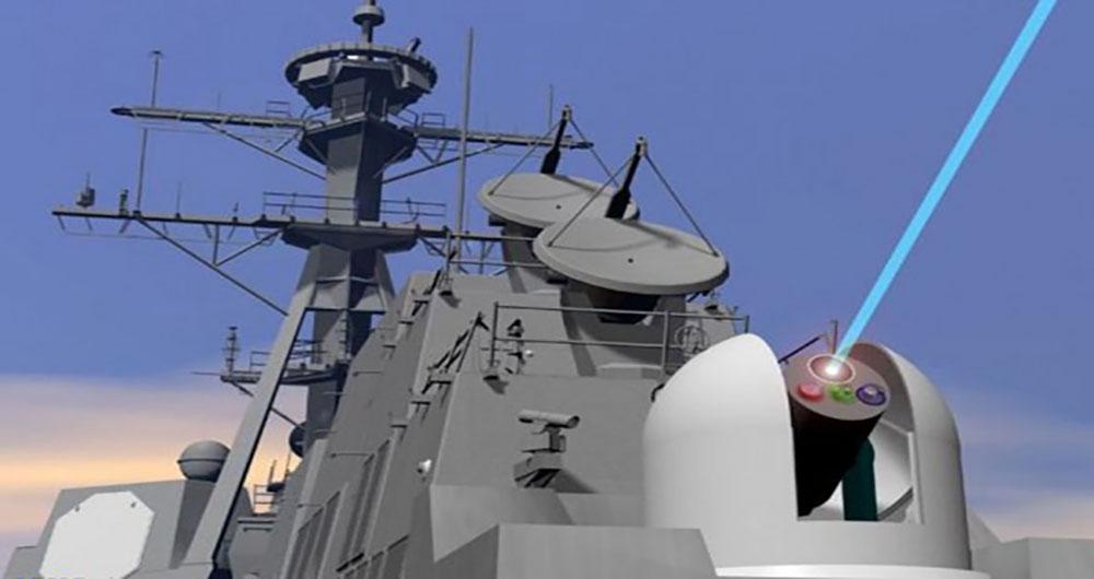 آمریکا سلاح فوق پیشرفته و نامرئی خود را در خلیج فارس آزمایش کرد/هدف؛نابودسازی پهپادهای ایران!