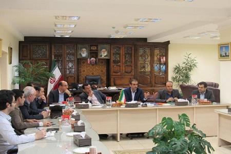 نشست ثبت شرکت تعاونی توسعه عمران شهرستان لاهیجان