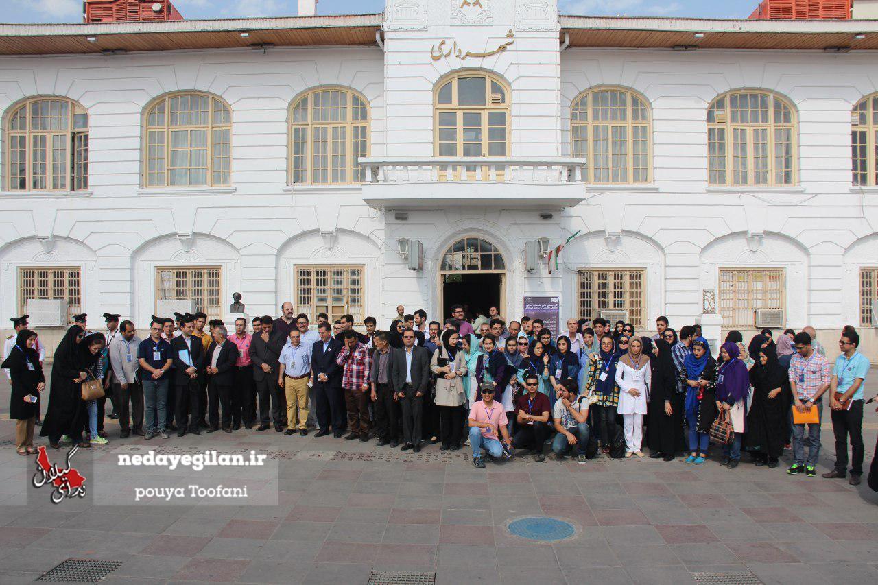 دومین جلسه گردهمایی ملی منجمان آماتور در رشت