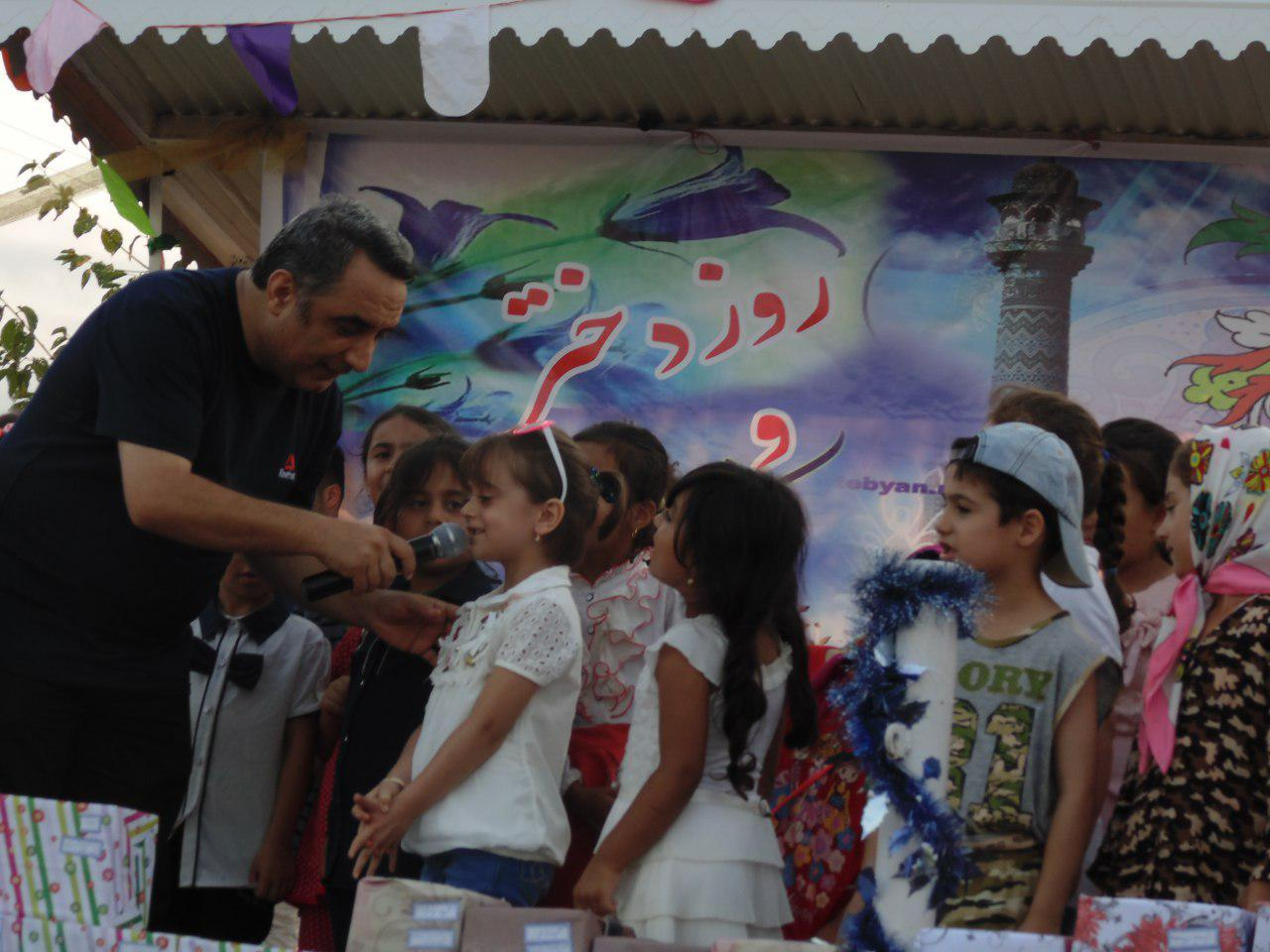 گزارش تصویری مراسم بزرگداشت روز دختر در شهرستان تالش