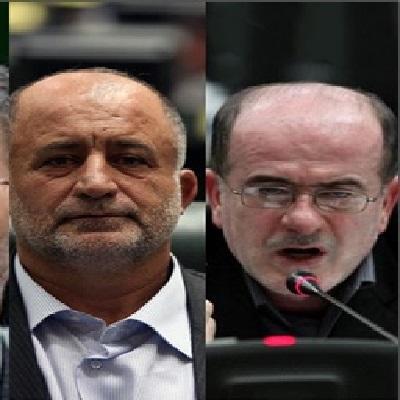 لاهوتی:شما که گلابی که خوردی اجازه بده ما حرف بزنیم/قاضی پور:گلاب خوردم وزیر میوه وارد نکند!