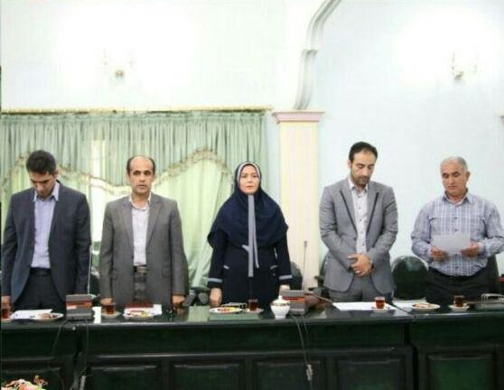 حاتم پور باقری رئیس شورای شهر کیاشهر شد/نادر ارتفاعی سرپرست شهرداری
