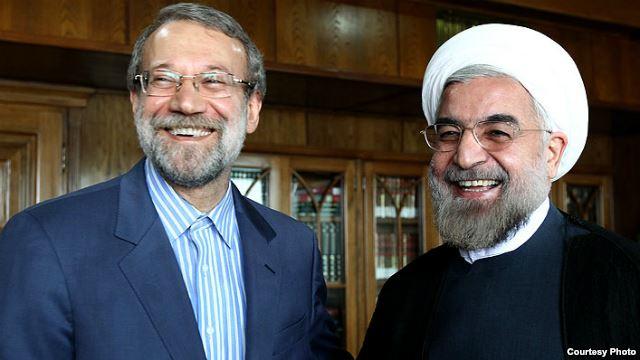 روحانی می خواهد لاریجانی را رئیس جمهور 1400 کند؟