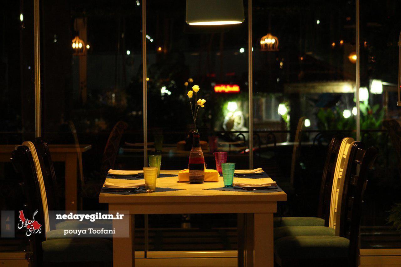 رستوران لاکچری هتل کادوس رشت را ببینید/گزارش تصویری