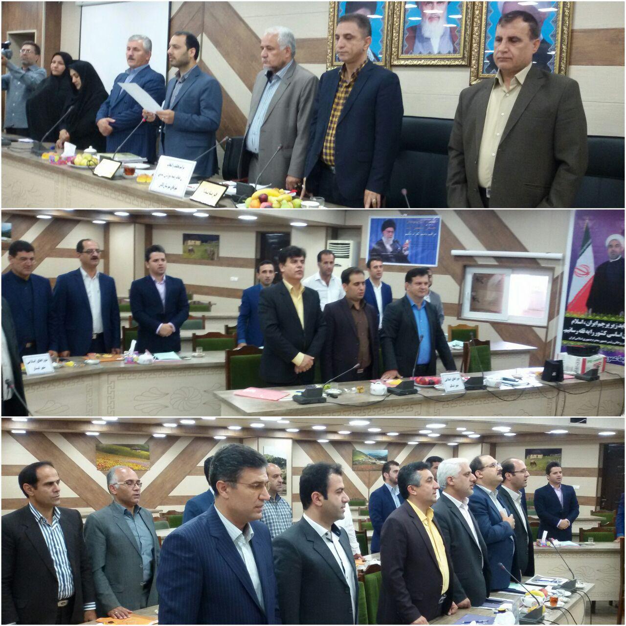 عبدالله حسین پور رئیس شورای شهر تالش شد