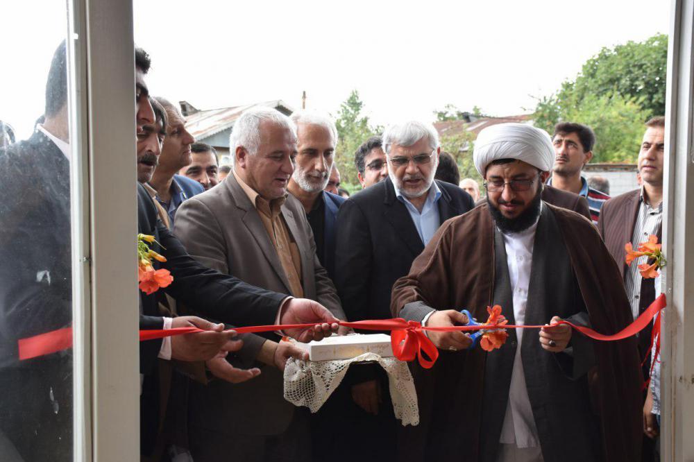 افتتاح 23 طرح و پروژه عمرانی در شهرستان تالش