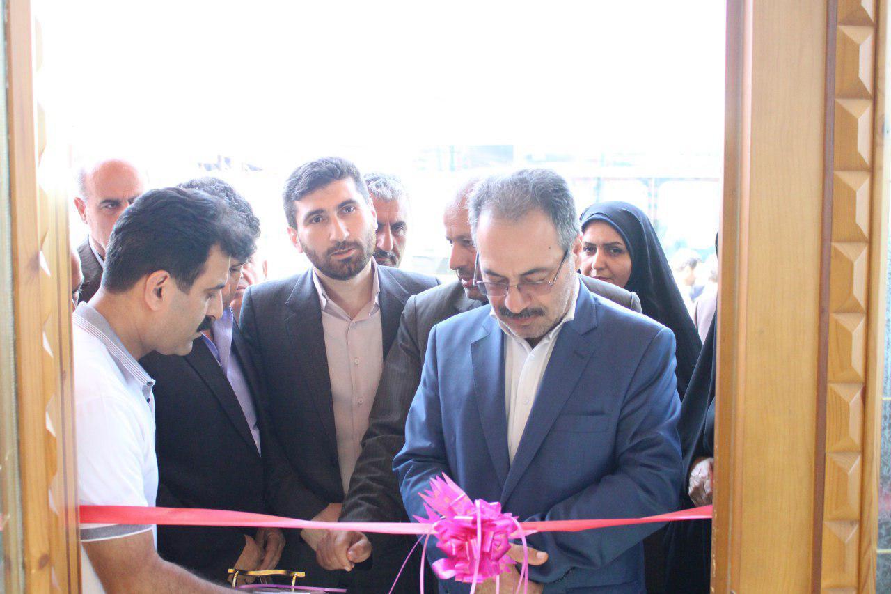 افتتاح ۵۲ پروژه عمرانی بخش مرکزی شهرستان رشت در هفته دولت