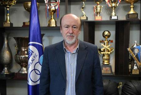 مدیرعامل باشگاه استقلال استعفا داد