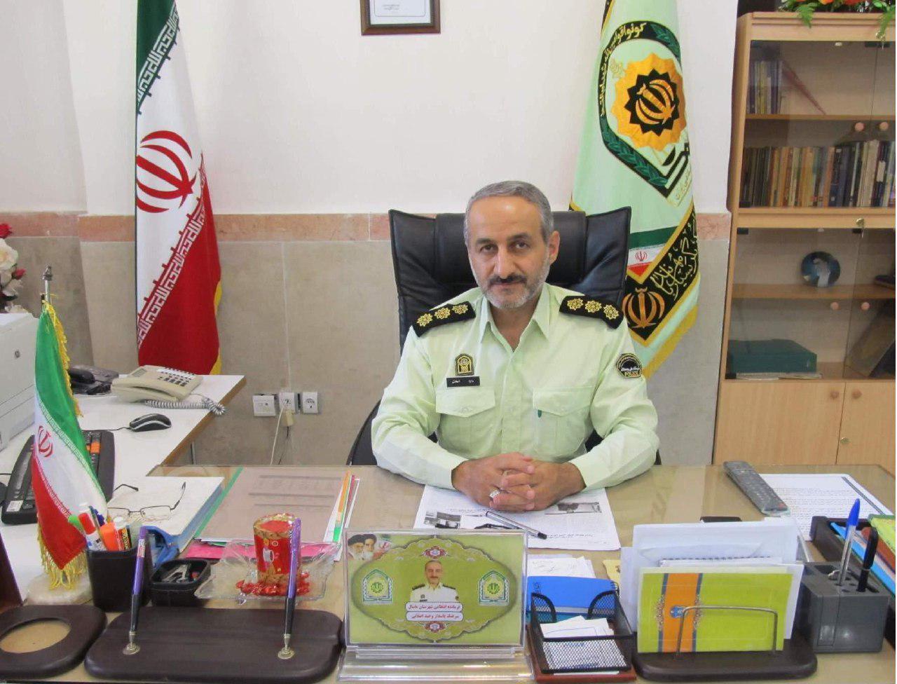 دستگیری سارق احشام در ماسال