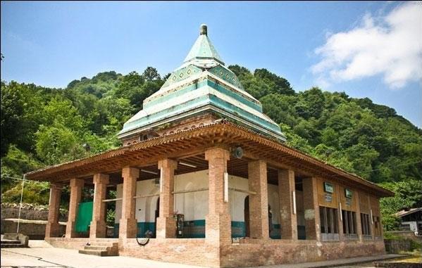 ۲۱ بقعه تاریخی گیلان در انتظار ثبت ملی قرار دارد