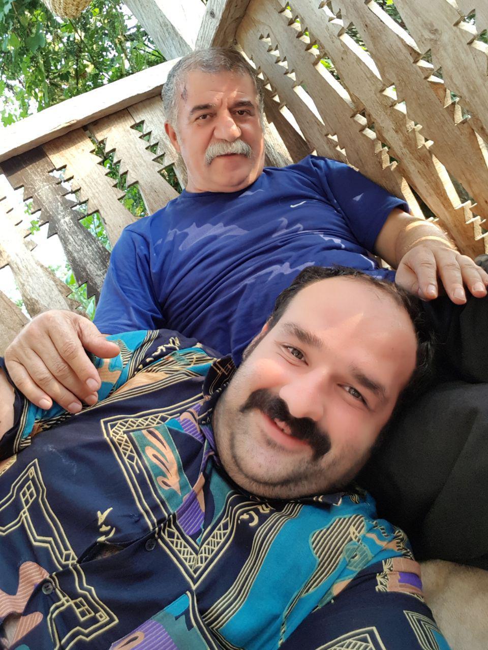 """راز دیالوگ """"چرا خنده کُنی؟""""سریال خانه پدری از زبان سعید نعمتی"""