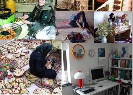 فرهنگ کار جمعی در جامعه ضعیف است/صدور بیش 2 هزار و 624 مجوز در قالب مشاغل خانگی