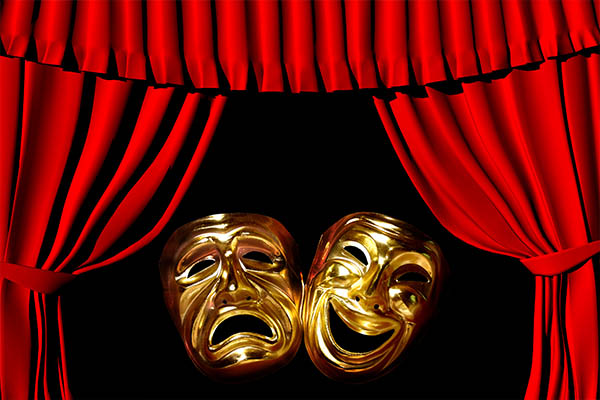 برپایی نمایش خیابانی « کتاب قدیمی» در تئاتر خیابانی دائم رشت