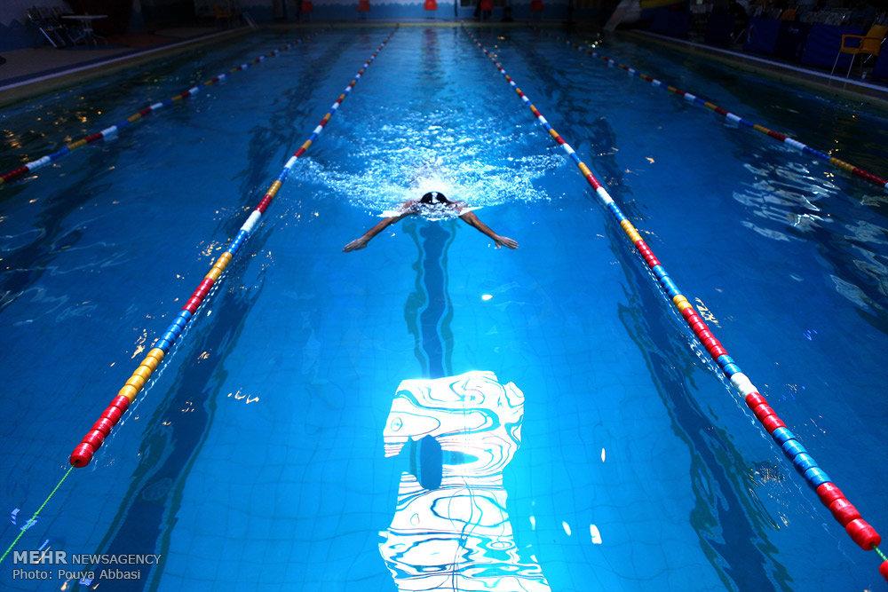دختران رشتی قهرمان مسابقات شنای استان گیلان شدند