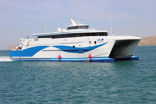 راه اندازی خط مسافری دریایی خزر در سال آینده
