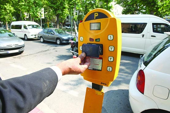 بررسی نصب پارکومتر الکترونیک در حاشیه خیابان های رشت!