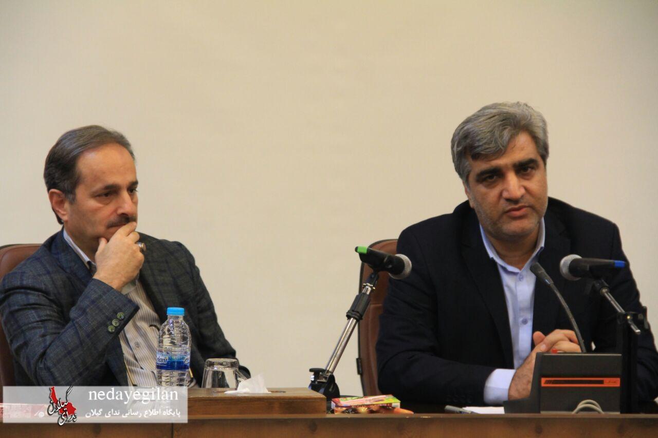 گزارش تصویری بیست و هفتمین نشست تخصصی توسعه در سازمان مدیریت و برنامهریزی استان گیلان