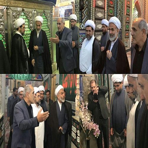 موافقت با احداث صحن دوم در حرم مطهر سید جلالالدین آستانهاشرفیه