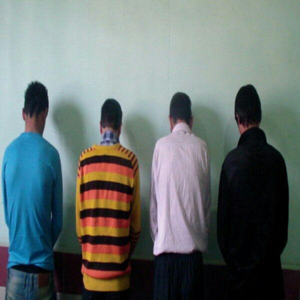 دستگیری 3 سارق و 2 مالخر در انزلی/سارقین به 18 فقره سرقت اعتراف کردند