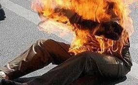 مرد سرایدار پسر پولدار را بخاطر ارتباط با همسرش به آتش کشید